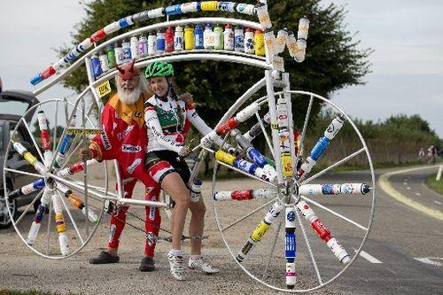Didi and bike