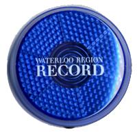 bike flasher from waterloo region record