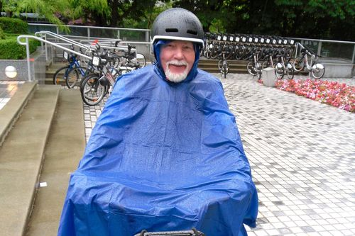 Rain ready